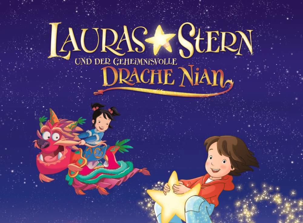 Lauras Stern und der Drache Nian