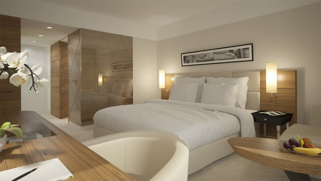 Hotel Visualization - Bost Group